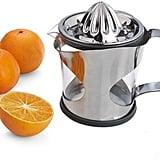 Nambe Zest Citrus Reamer