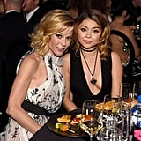 Pictured: Sarah Hyland and Julie Bowen