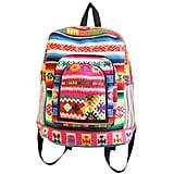 Handmade Woven Backpack