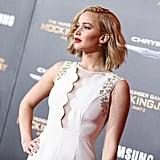 Jennifer Lawrence, Best Actress Nominee For Joy
