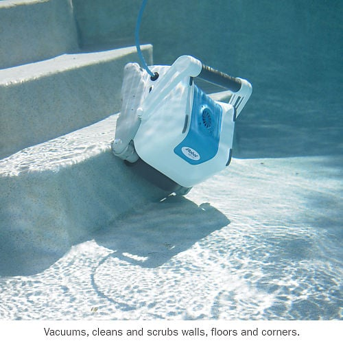 iRobot: Pool Cleaning Robot To The Rescue