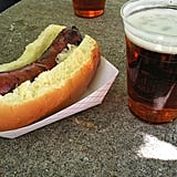 Wisconsin: Beer Brats