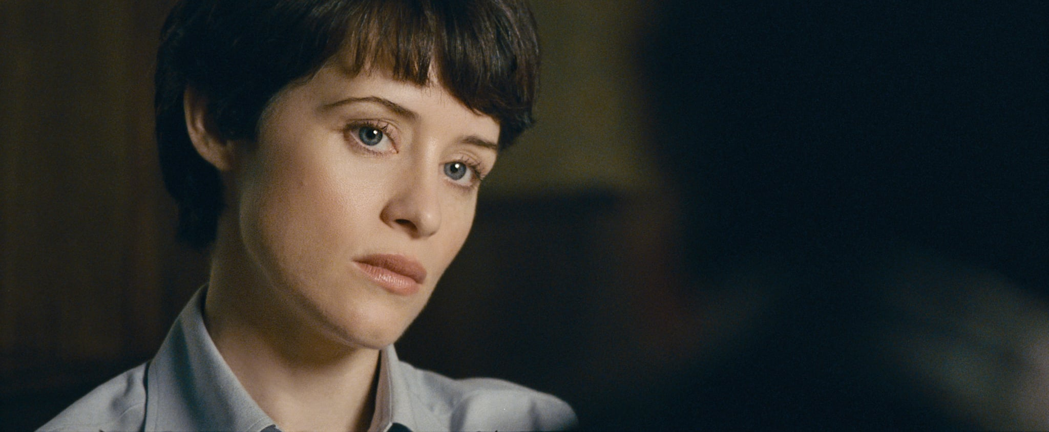 Claire Foy as Janet Shearon in First Man