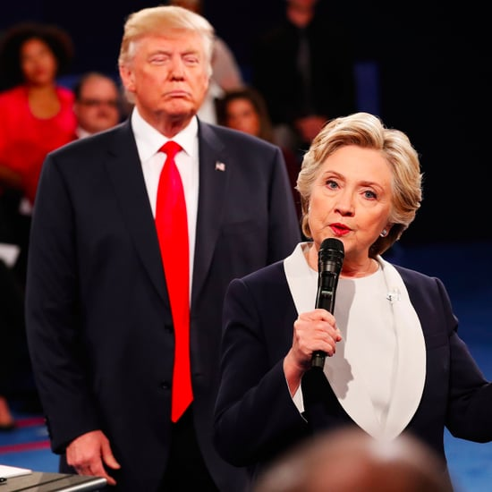 Donald Trump and Hillary Clinton's Debate as a Horror Movie