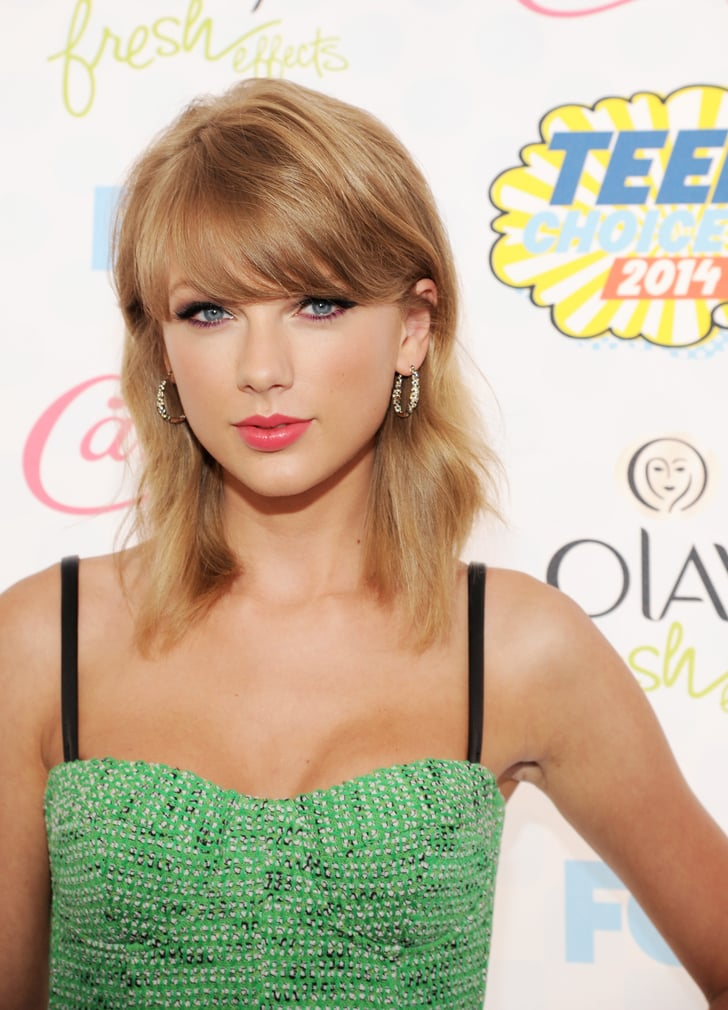 The Choicest Beauty Looks at the Teen Choice Awards
