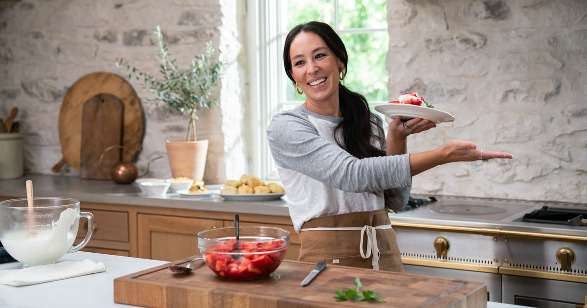 Joanna Gaines Shares the Secret to Her Delicious Biscuit Recipe, and It's Such a Simple Hack