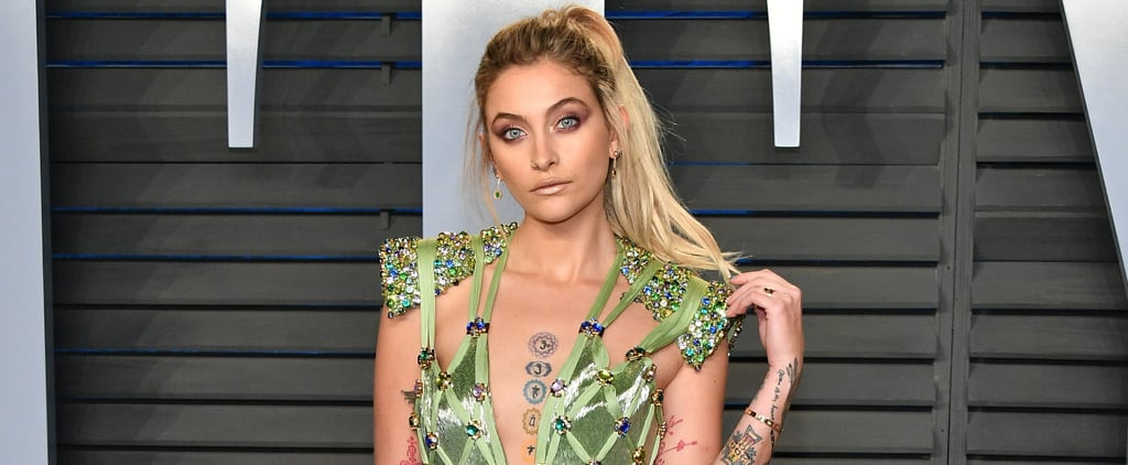 Paris Jackson Tweet About Changing Her Skin Tone March 2018