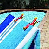 Parrot Beach Towel Holders