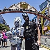 Mrs. Freeze and Batman