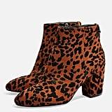 Topshop Brooklyn Block Heel Boots