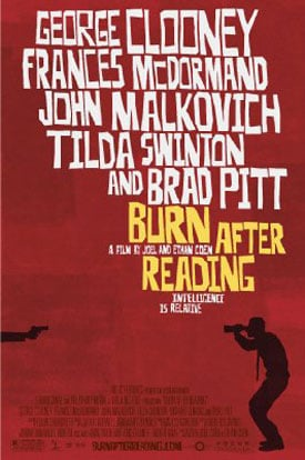 Watch the Trailer For Burn After Reading