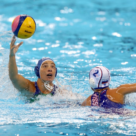 Do Water Polo Players Touch the Bottom of the Pool?