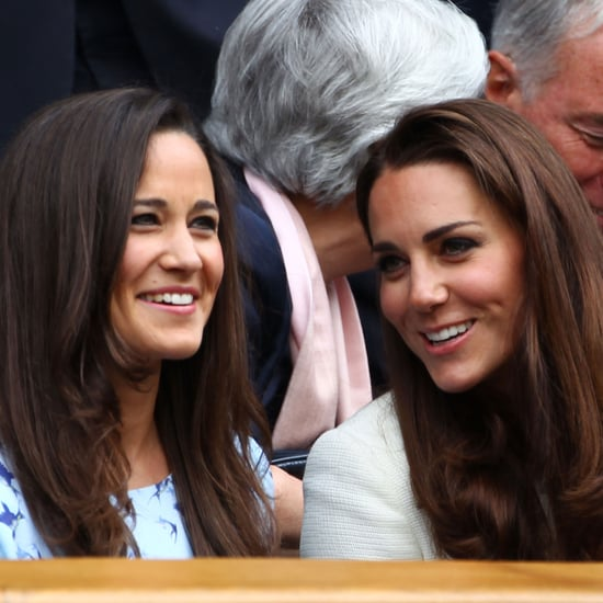 Celebrities and Royals at Wimbledon 2012