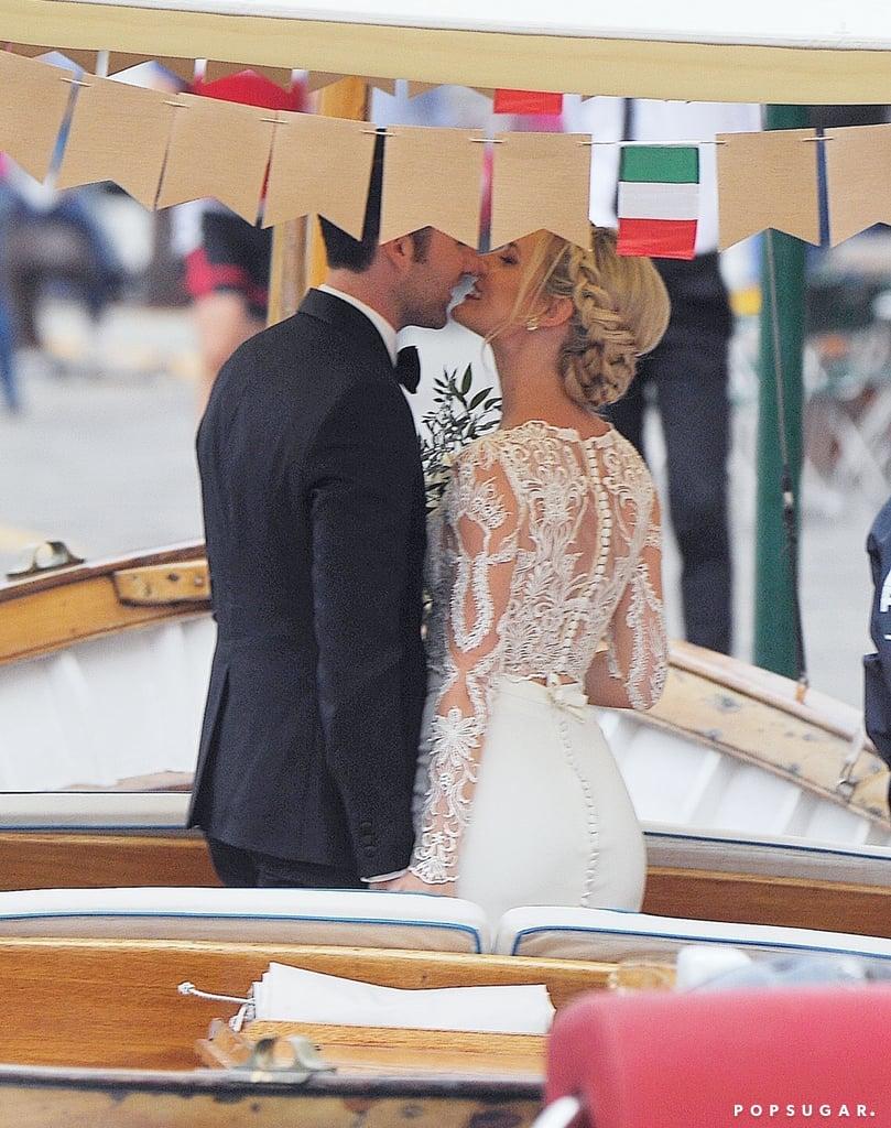 Matthew Lewis And Angela Jones Wedding Pictures Popsugar Celebrity