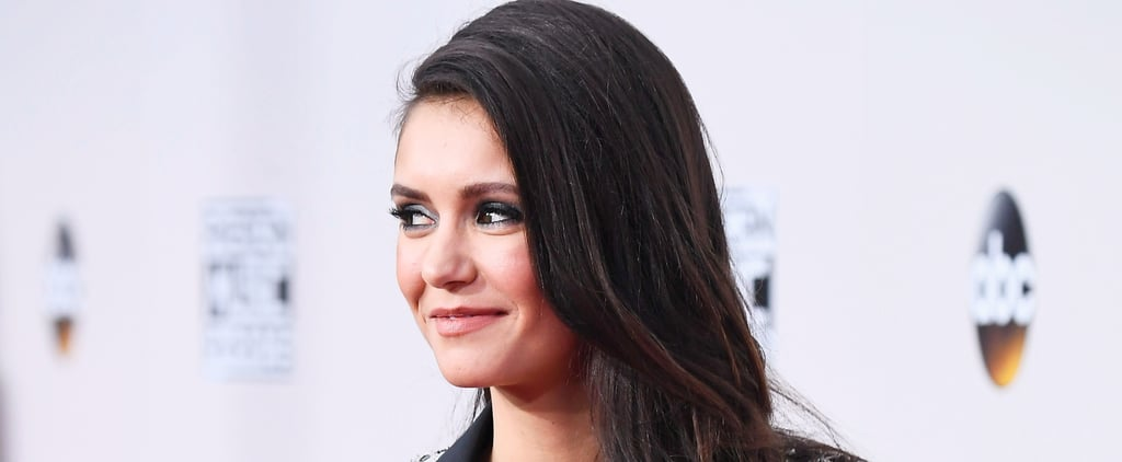 Nina Dobrev Hits Up the AMAs Amid Rumours That She's Returning to The Vampire Diaries