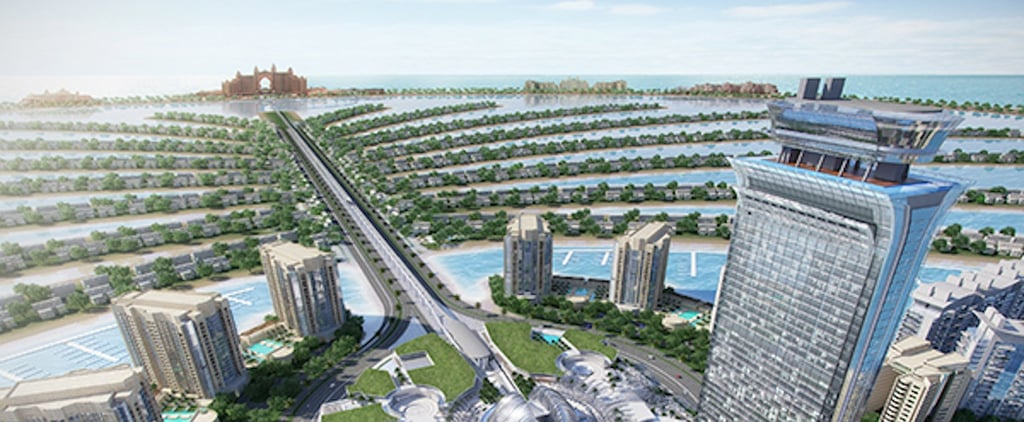 This New Mega Mall in Dubai Is Almost Compete and You Can See Why It's Worth AED1.2Billion