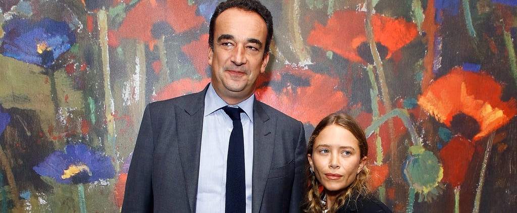 Mary-Kate Olsen and Olivier Sarkozy at NYC Auction 2017