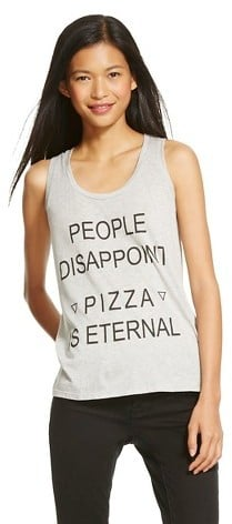 LA Threads Pizza Is Eternal Graphic Tank ($17)