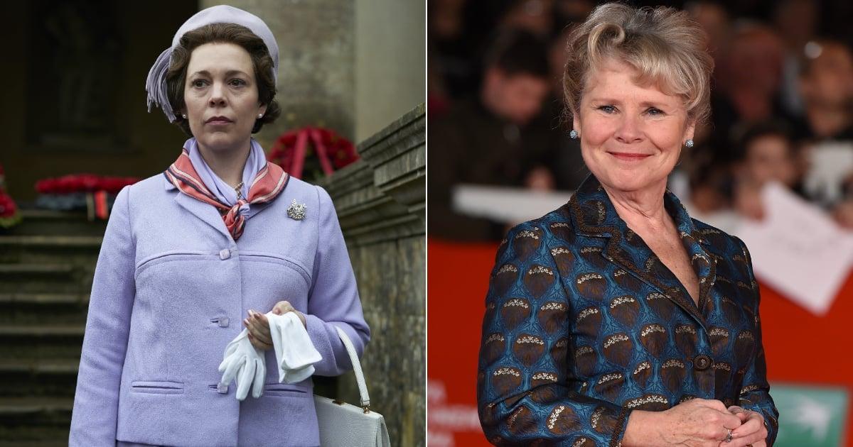 Who Plays Queen Elizabeth Ii On The Crown Seasons 5 And 6 Popsugar Celebrity Australia