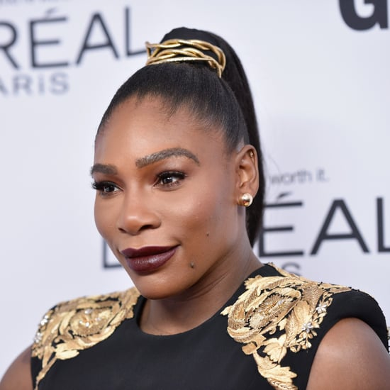 Serena Williams Takes Young Girls to See Black Panther