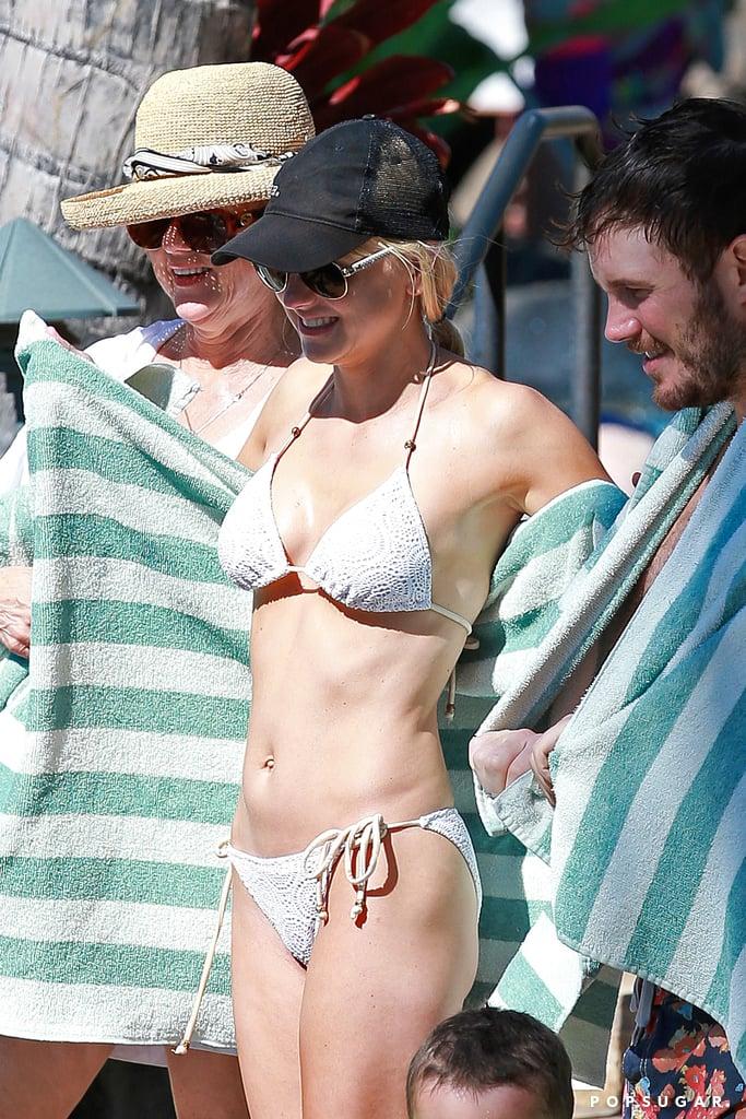 Anna ferris bikini