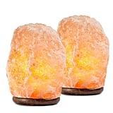 Mockins Natural Hand-Carved Himalayan Salt Lamp