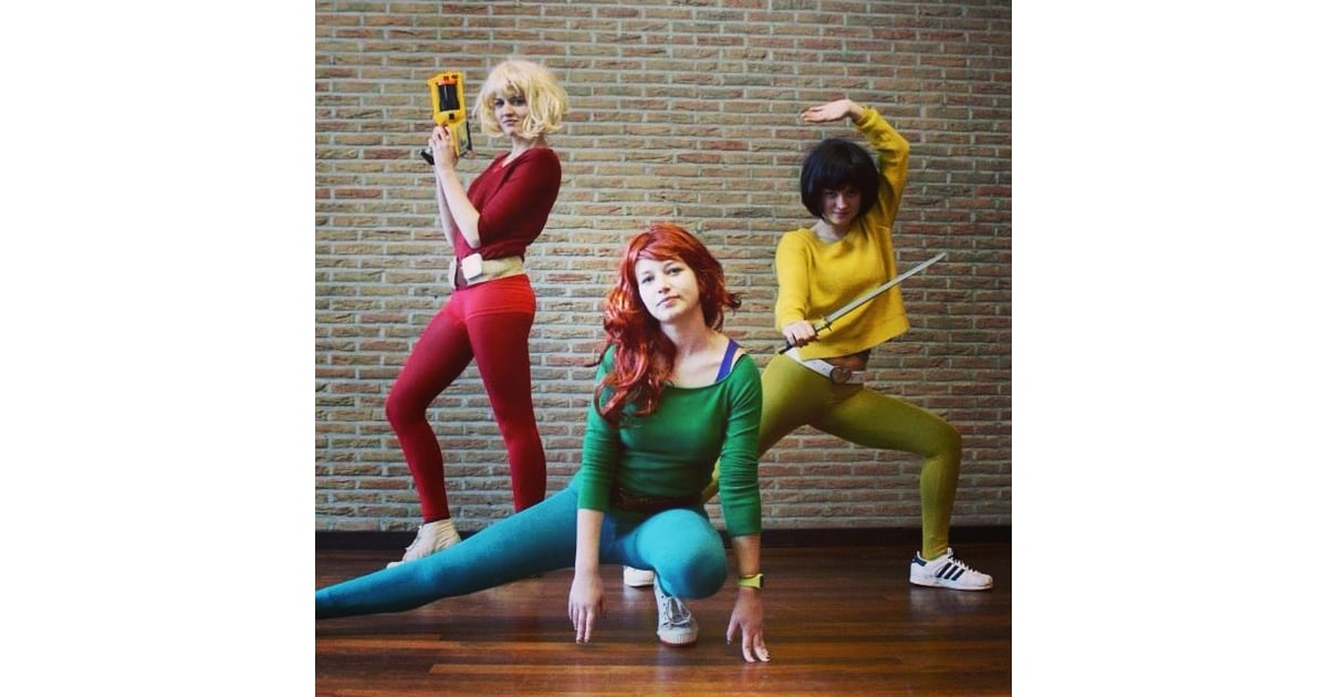 Alex totally spies multiple uses for halloween wigs popsugar smart living photo 11 - Totally spies alex ...