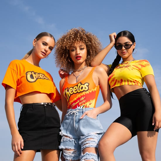 Forever 21 Cheetos Capsule Collection
