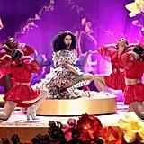 Cardi B's 2018 American Music Awards Performance Video