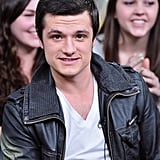 Josh Hutcherson at MuchMusic in Toronto.