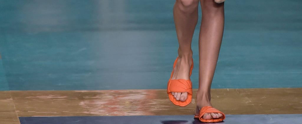 59 of the Finest Flats and Sandals on the Runway at Fashion Week