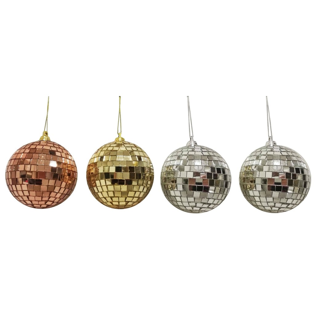 Enchanted Eve Sequin Glitter Christmas Ornaments | Cool Christmas ...