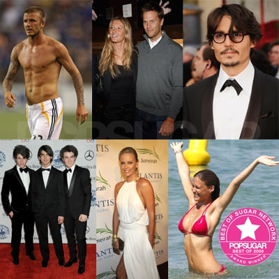 Sugar Awards 2008: Your Sexiest Picks