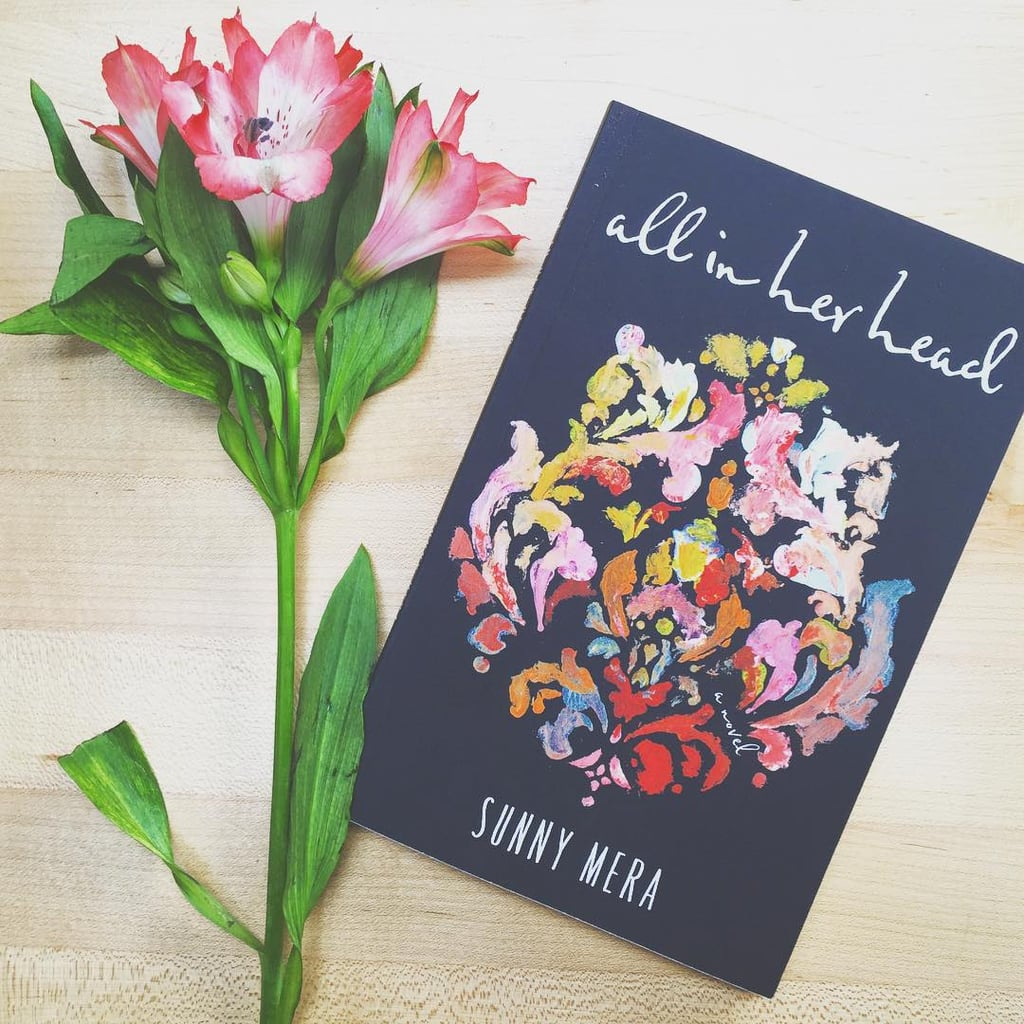 """""""Getting through hump day with books and flowers."""""""