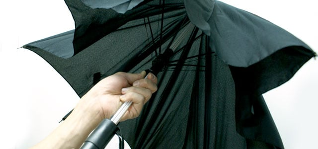 Light Saber Umbrella - Star Wars Fans Beware!