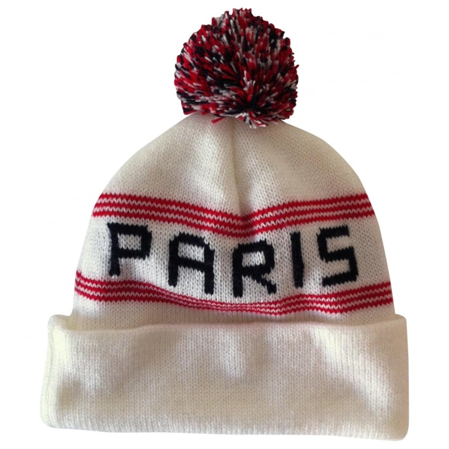 What better way to show her allegiance to Paris than with a hat ($21) she'll wear everywhere?
