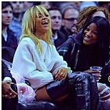 Rihanna and Ursula Stephen
