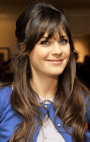Zooey Deschanel For Rimmel London 2010-10-29 05:30:00