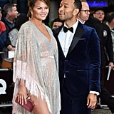 Chrissy Teigen's Dress at the GQ Men of the Year Awards 2018