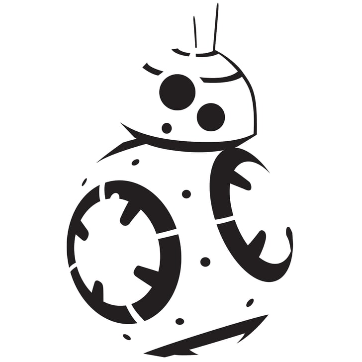 Sweet image intended for star wars stencils printable