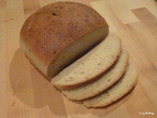 Juniper & Sea Salt Bread
