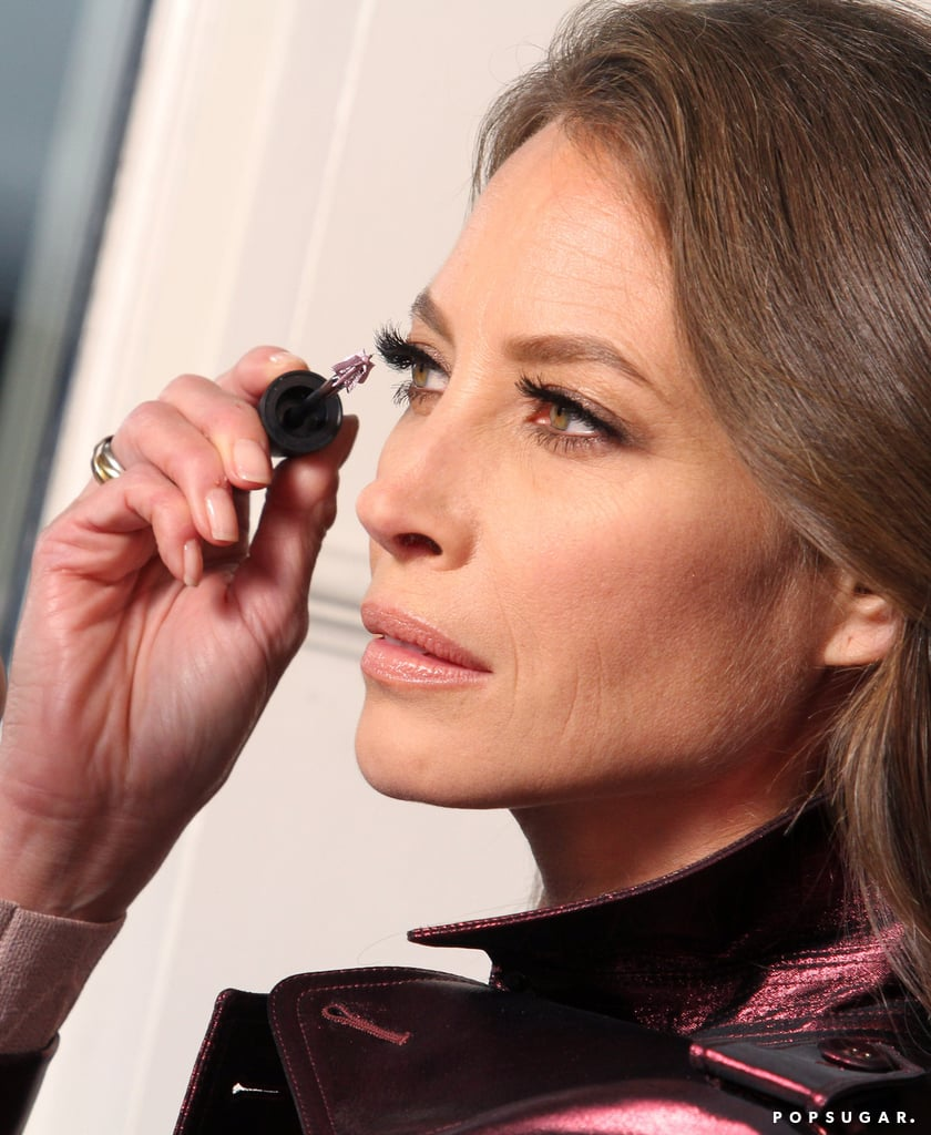 Christy Turlington S Perfect Skin On Set For Maybelline Ad