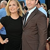Pictures of Paul Rudd and His Wife Julie Yaeger