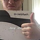 Ed Sheeran Announces No. 6 Collaborations Project Track List