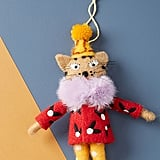 Fashion Cat Ornament