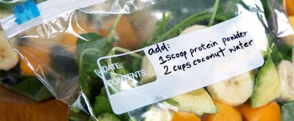 Meal-Prep Freezer Ideas