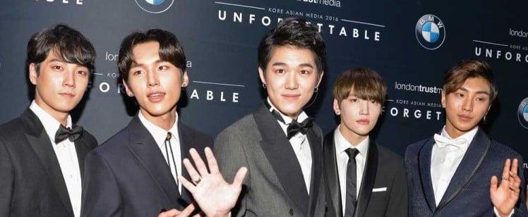 فرقة بي إي جي الكوريّة تطلق نسخة غلاف لأغنية 3 دقات العربيّة
