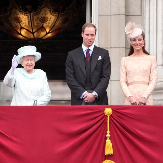 The British Royal Family's Rule For Greeting the Queen