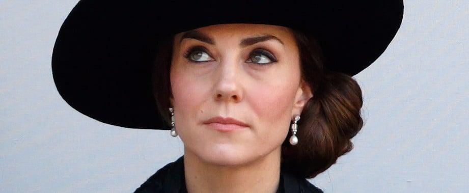 Kate Middleton's Eye Makeup