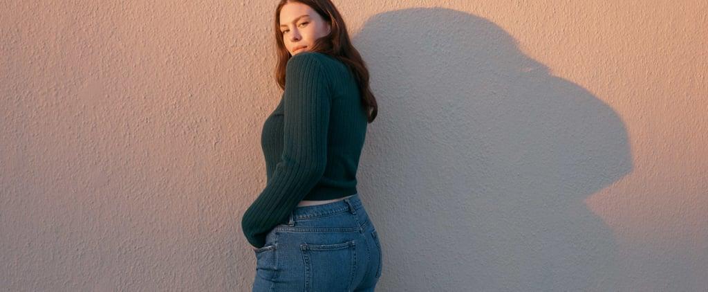 Reformation Plus-Size Jeans